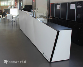 Custom-made bar