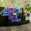 Dynamic DJ booth with LEDskin® - Foto 0