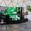 Dynamic DJ booth with LEDskin® - Foto 1