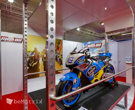 Moto80 @ Brussels Car and Motor Show 2016