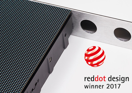 LEDskin® awarded with Red Dot Award: Product Design 2017