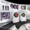 Steelhead Productions creates spectacular stand for Nexen Tire - Foto 3