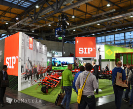 SIP @ Agritechnica 2015