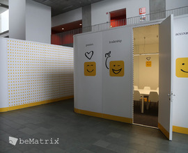 Pop-up Meeting Rooms @ Telenet HQ