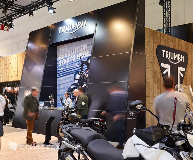Triumph @ Car and Motor Show 2017 - Foto 7