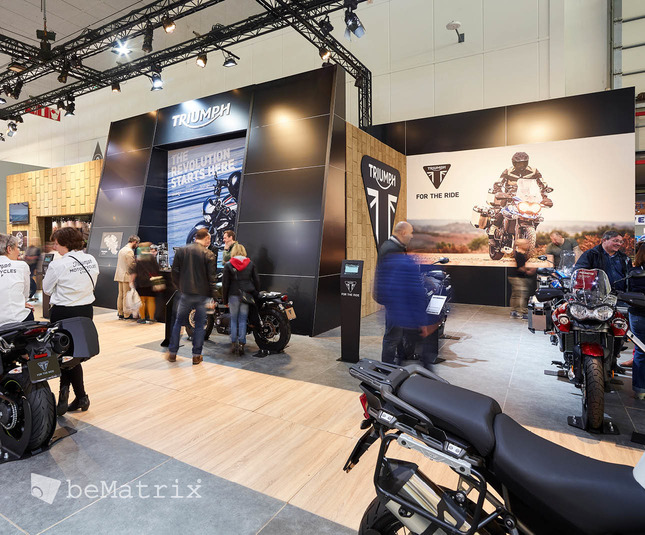 Triumph @ Car and Motor Show 2017 - Foto 6