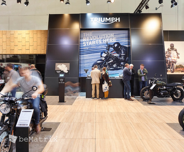 Triumph @ Car and Motor Show 2017 - Foto 0