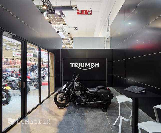 Triumph @ Car and Motor Show 2017 - Foto 4