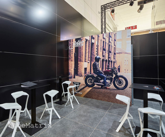 Triumph @ Car and Motor Show 2017 - Foto 5