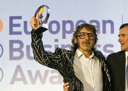 beMatrixfirst Belgian firm to receive 'European Business Award'